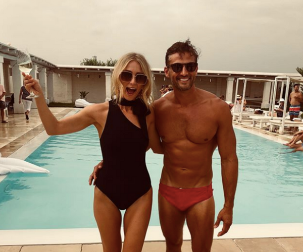 The Bachelor's Tim Robards and Anna Heinrich got hitched over the weekend — and the after party was LIT