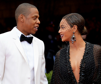 Beyoncé and Jay Z just shared some tasteful nude photographs from their marriage