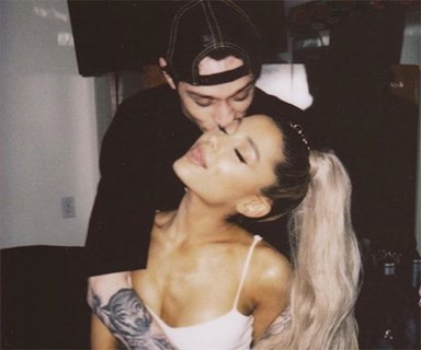 Ariana Grande and Pete Davidson are reportedly engaged after a month of dating