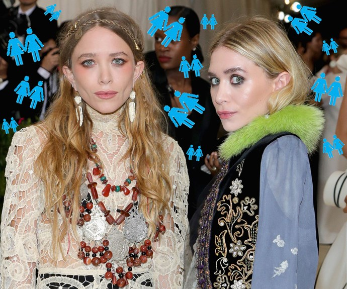 mary kate ashley olsen birthday star sign