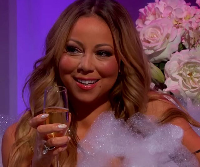 The Cosmo guide to bathing like Mariah Carey