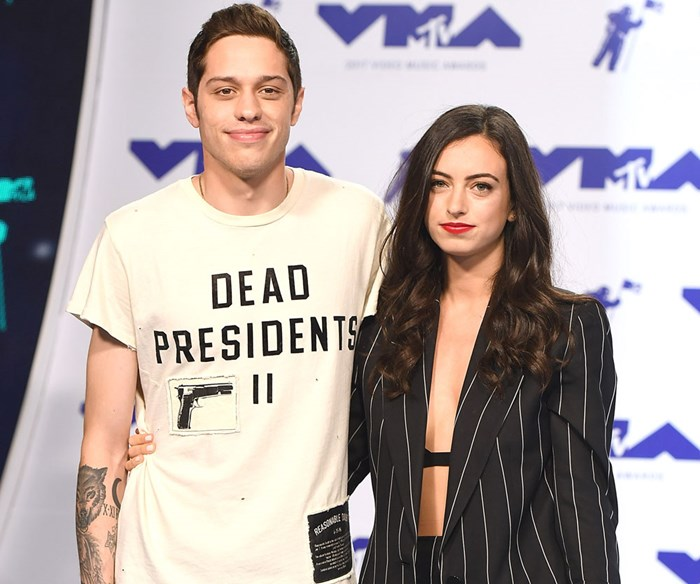 A Look At Pete Davidson And (Very Recent) Ex-Girlfriend Cazzie David's Two Year Relationship