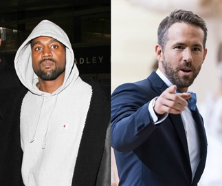 Ryan Reynolds' sarcastic response to Kanye West's claims 'Deadpool 2' ripped off his music