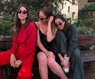 Haim sacked their agent after being paid 10x less than male artist at a festival