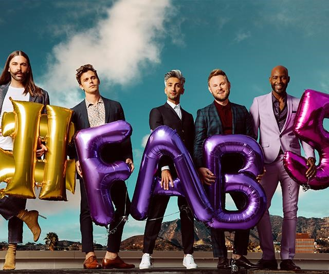Cosmo tests Queer Eye's Fab 5 on dating slang