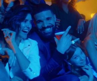 The 'Degrassi' cast reunited for Drake's nostalgic 'I'm Upset' music video