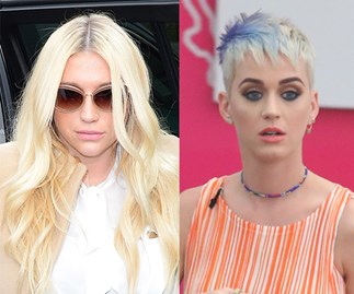 Yikes: Kesha reportedly accused Dr. Luke of assaulting Katy Perry in texts to Lady Gaga