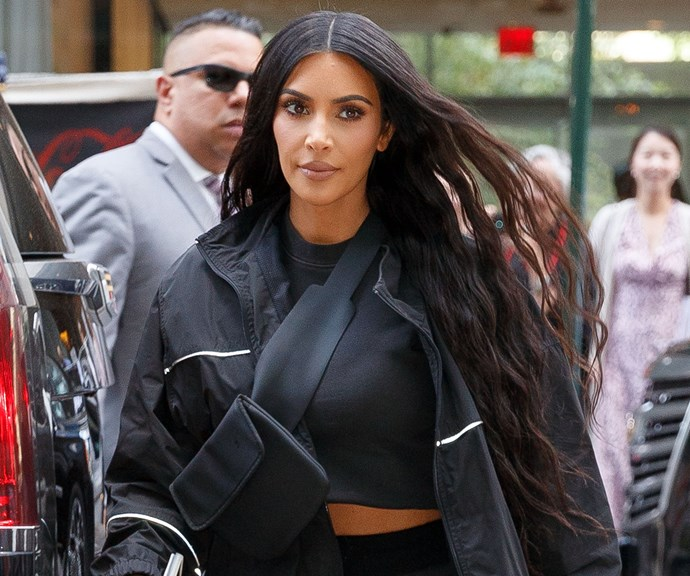 Kim Kardashian has people fuming about what she just did to daughter North West's hair