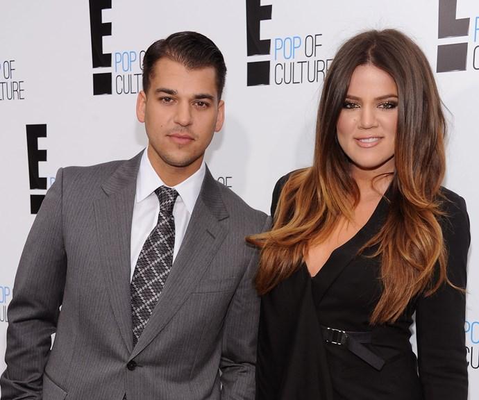 Khloé Kardashian posts a loving tribute to Rob Kardashian over Father's Day