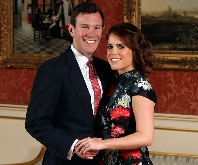 Princess Eugenie and Jack Brooksbank <br><br> Another royal wedding is imminent! Princess Eugenie and longtime boyfriend Jack Brooksbank got engaged in Nicaragua, and are planning to wed on 12 October.