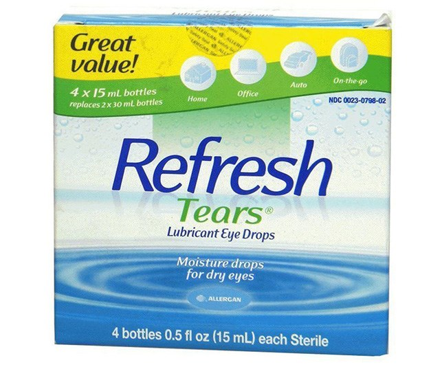 """**Refresh Tears Lubricant Eye Drops, $5.49 at [Chemist Warehouse](https://www.chemistwarehouse.com.au/buy/43077/Refresh-Tears-Plus-15mL