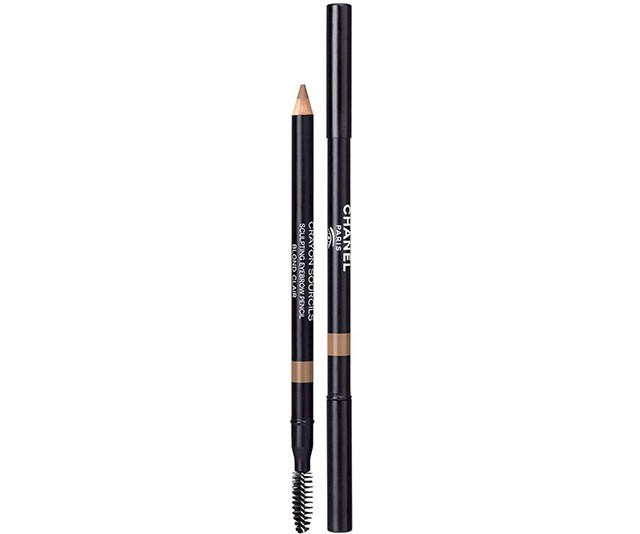 """**Chanel Crayon Sourcils Sculpting Eyebrow Pencil, $47.95 from [Cosmetics Now](https://buy.cosmeticsnow.com.au/iteminfo/chanel-crayon-sourcils-sculpting-eyebrow-pencil-no30-brun-naturel-1g-1?ad_type=pla_with_promotion&target_id=120301008262&ad_id=78451008622&gclid=CjwKCAjwsJ3ZBRBJEiwAtuvtlD3bT29oxBXtNzm3sW-D_KOfJfQXfwMN-StMeBAtvpxuslegiONalxoClscQAvD_BwE