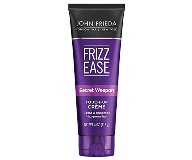 """**John Frieda Frizz Ease Secret Weapon Touch-Up Crème, $9.99 from [Chemist Warehouse](https://www.chemistwarehouse.com.au/buy/60325/John-Frieda-Frizz-Ease-Secret-Weapon-Styling-Cr26232323bme-113g?gclid=CjwKCAjwsJ3ZBRBJEiwAtuvtlK8Vjh1uWdUfgCpEFH5-0nYMRlgckWJBz0BDtLPqN0cZ8cAmWzqRLBoCghMQAvD_BwE