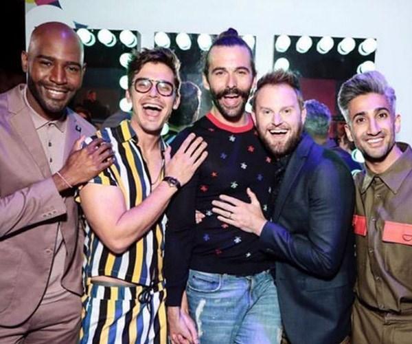 Meet The 'Queer Eye' Fab 5's husbands and boyfriends