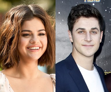 GUYS, Selena Gomez had a mini 'Wizards of Waverly Place' reunion in Italy