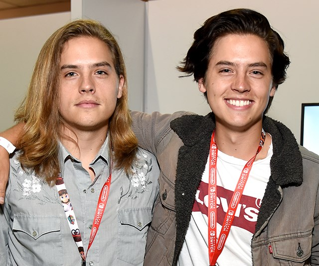 cole dylan sprouse dad