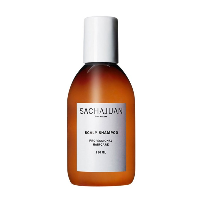 "SACHAJUAN Scalp Shampoo, $38 at [Sephora](https://www.sephora.com.au/products/sachajuan-scalp-shampoo-250ml/v/scalp|target=""_blank""