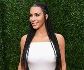 Kim Kardashian responds to the backlash about her controversial Fulani braids