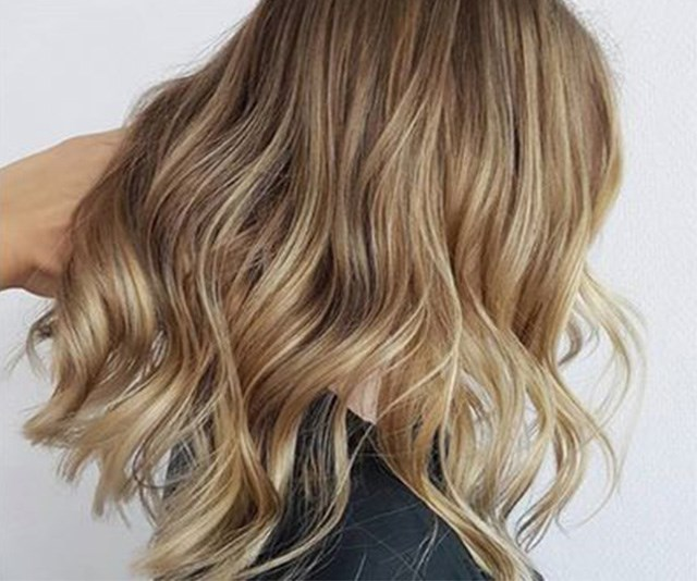Strandlighting is the latest hair dye trend for Instagram-worthy locks