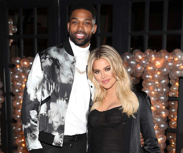 khloe kardashian tristan thompson cheating scandal
