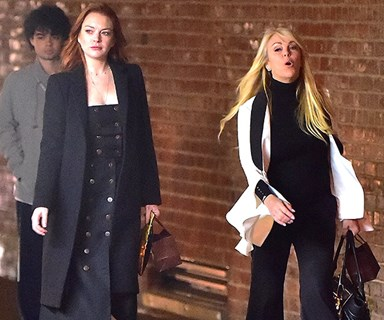 Surprise! Lindsay Lohan is actually thriving in 2018