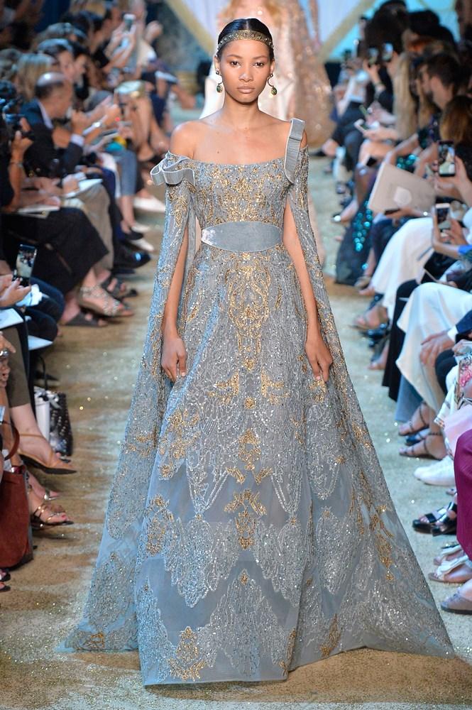 Elie Saab haute couture autumn/winter '18.
