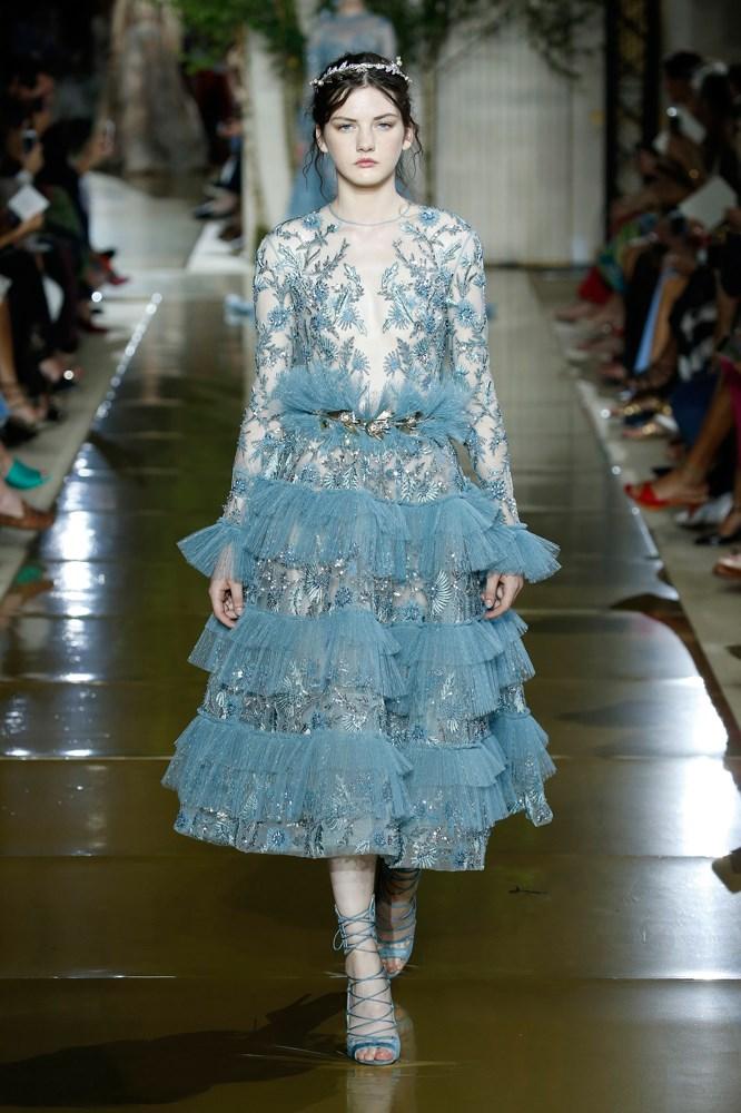 Zuhair Murad haute couture autumn/winter '18.