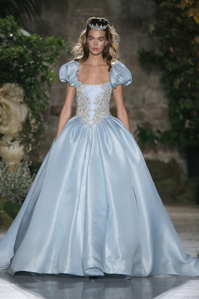 Reem Acra, Barcelona Bridal Week 2018.