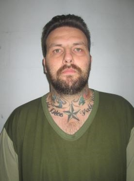 Zlatko Sikorsky (pictured) is believed to be travelling in a silver 2014 Holden Commodore with a sunroof.