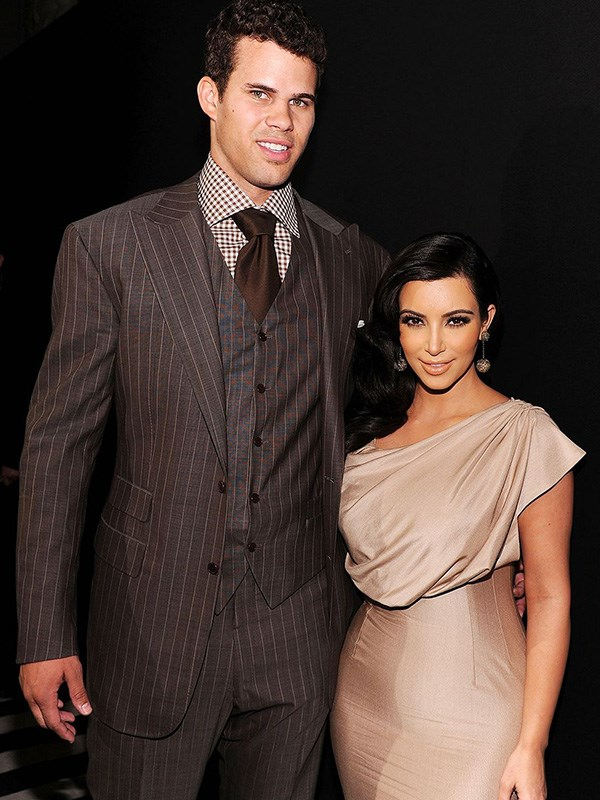 **Kim Kardashian's 72-Day Marriage to Kris Humphries**<br> A truly unforgettable moment in the annals of Kardashian lore, Kim Kardashian married NBA star Kris Humphries in August 2011, then filed for divorce 72 days later — notably *after* the TV special of the wedding had already aired. Kim and the whole Kardashian crew were accused of faking the whole relationship for publicity, but they've obviously weathered the storm.
