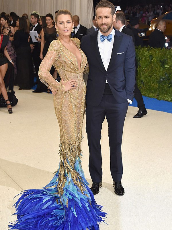 """**Blake Lively's Scorched Wedding Dress**  Blake and Ryan are two beautiful people whose marriage also seems beautiful, but even they can't escape the occasional mishap. At their 2012 wedding reception, she [burned her dress](http://www.nydailynews.com/entertainment/gossip/blake-lively-reveals-wedding-dress-burned-reception-article-1.1872197