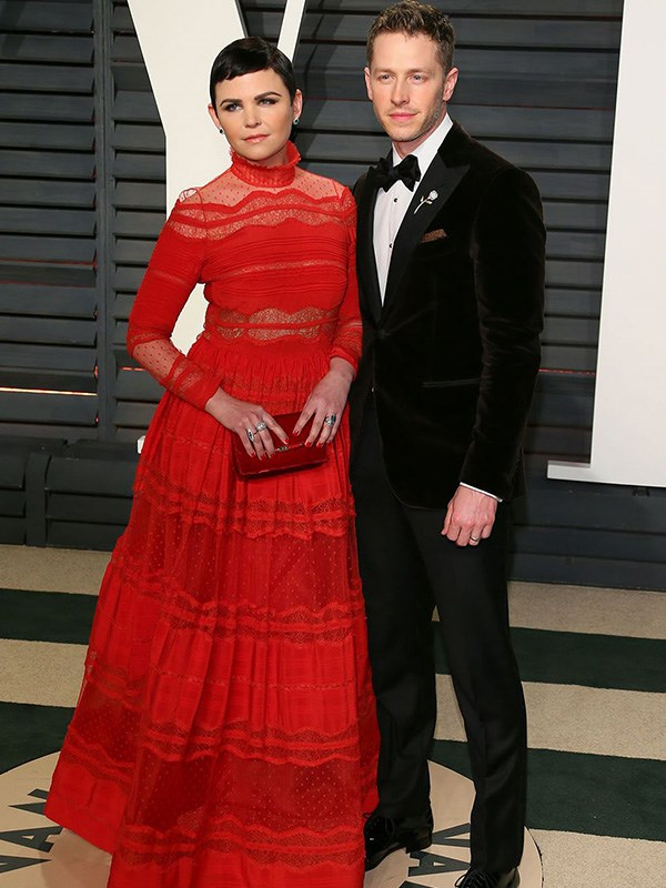 """**Ginnifer Goodwin, Josh Dallas, and the Wedding Planner Break-In**  The morning of Ginnifer Goodwin's wedding to her *Once Upon a Time* husband Josh Dallas, her [wedding planner called](https://www.huffingtonpost.com.au/entry/ginnifer-goodwin-wedding_n_5214215