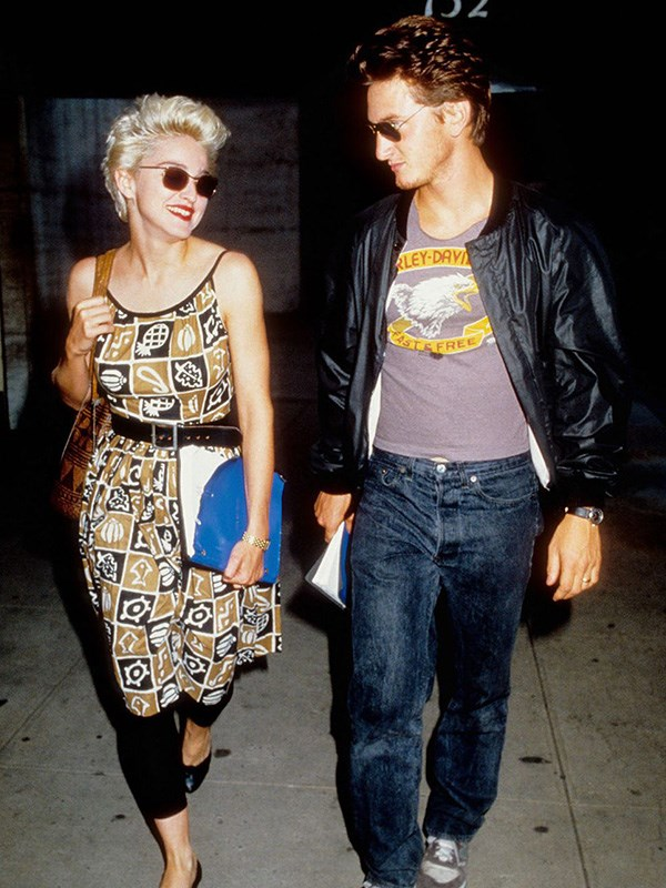 """**Madonna and Sean Penn's Paparazzi Encounter**  Paparazzi at Madonna's 1985 wedding to Sean Penn were so relentless that the couple [wrote """"FUCK OFF"""" in the sand](https://www.buzzfeed.com/mjs538/now-this-is-how-you-handle-the-paparazzi?utm_term=.cqDmAGB61#.jiLBKjqLJ