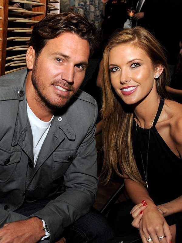 """**Audrina Patridge's Stuck Veil**  At Audrina's 2016 wedding to Corey Bohan, her veil got stuck on the poles lining the aisle and [threatened](https://www.usmagazine.com/stylish/news/audrina-patridge-had-a-wedding-wardrobe-malfunction-w450794/