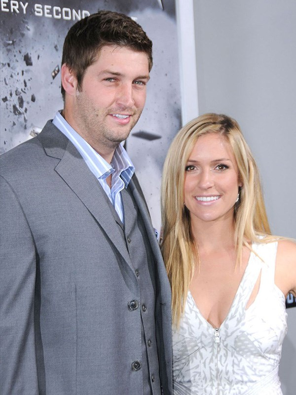 """**Kristin Cavallari's Face Bite**  On the day of her 2013 wedding to Jay Cutler, Kristin was [bitten on the face](http://thecomeback.com/nfl/kristin-cavallari-marriage-jay-cutler.html