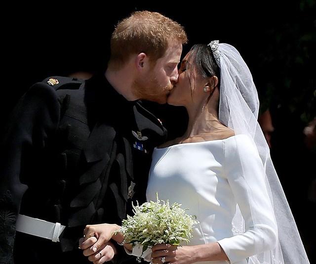 Harry and Megan Royal Wedding