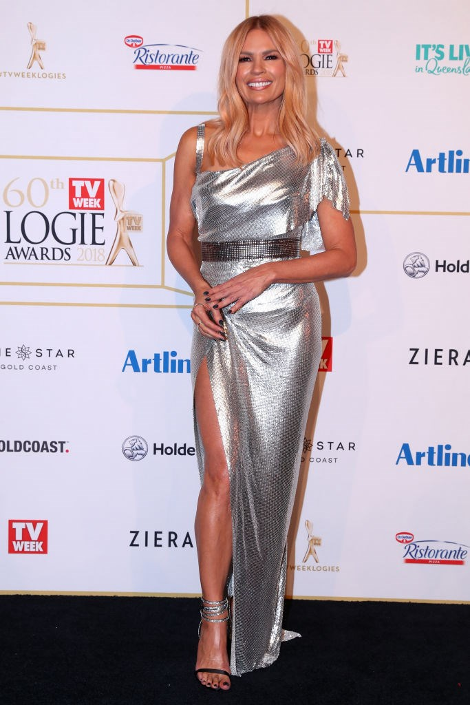 Sonia Kruger is channelling early-2000s Paris Hilton and I'm all about it.