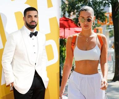 Bella Hadid responds to those Drake dating rumours