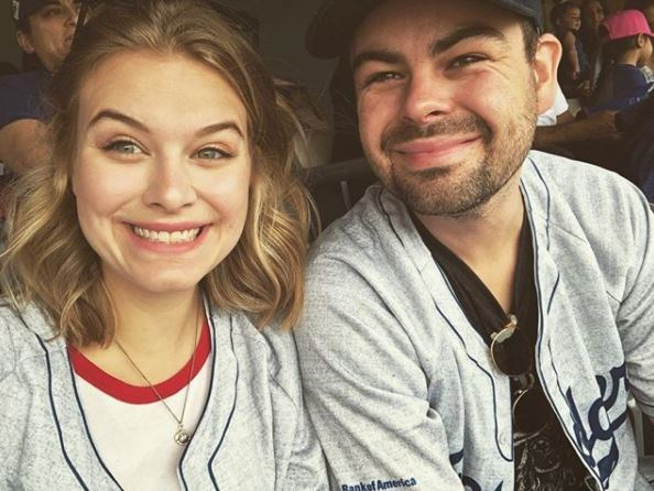 "Tiera Skovbye, who plays Polly Cooper, got engaged to producer Jameson Parker in August 2017. She's sweetly described Jameson as ""my best friend, adventure partner, love, cook, best dog dad, red carpet buddy, inspiration, advice giver, dad joke teller and so much more""."