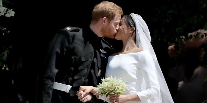 "**2018: Prince Harry and Meghan Markle** <br><br> Prince Harry started dating Meghan in fall 2016, but 2018 was their year. They got [married on May 19](https://www.harpersbazaar.com.au/preview/culture/meghan-markle-prince-harry-kiss-royal-wedding-16519|target=""_blank"") in a ceremony held at Windsor Castle, attended by George and Amal Clooney, Oprah Winfrey, Idris Elba, Tom Hardy, Serena Williams, Victoria and David Beckham, Priyanka Chopra, Elton John, and many more. Now say hello to the Duke and Duchess of Sussex!"