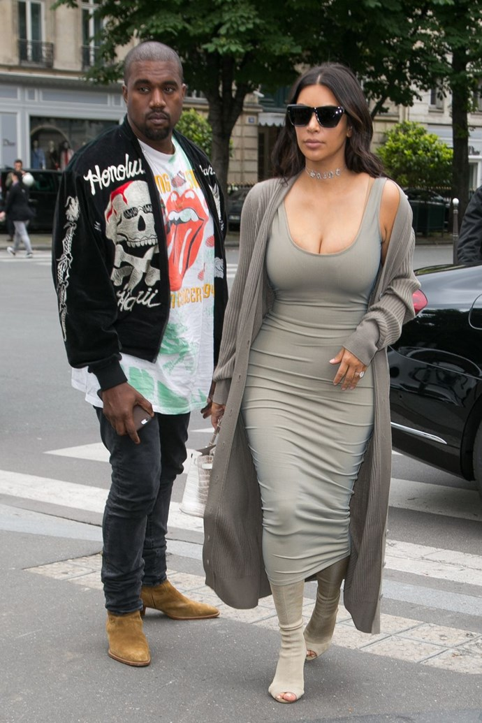 **2016: Kim Kardashian and Kanye West** <br><br> Whatever your opinion of the whole Taylor Swift-Kanye West feud, one thing is certain: Kim Kardashian is ride-or-die for her man. It's hard to watch Kardashian on her show, constantly jumping to her husband's defense and not think, That's true love.