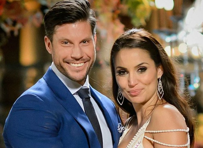 **Snezana and Sam:**  <br><br> Sweet angels but not a drop of BDE between them.