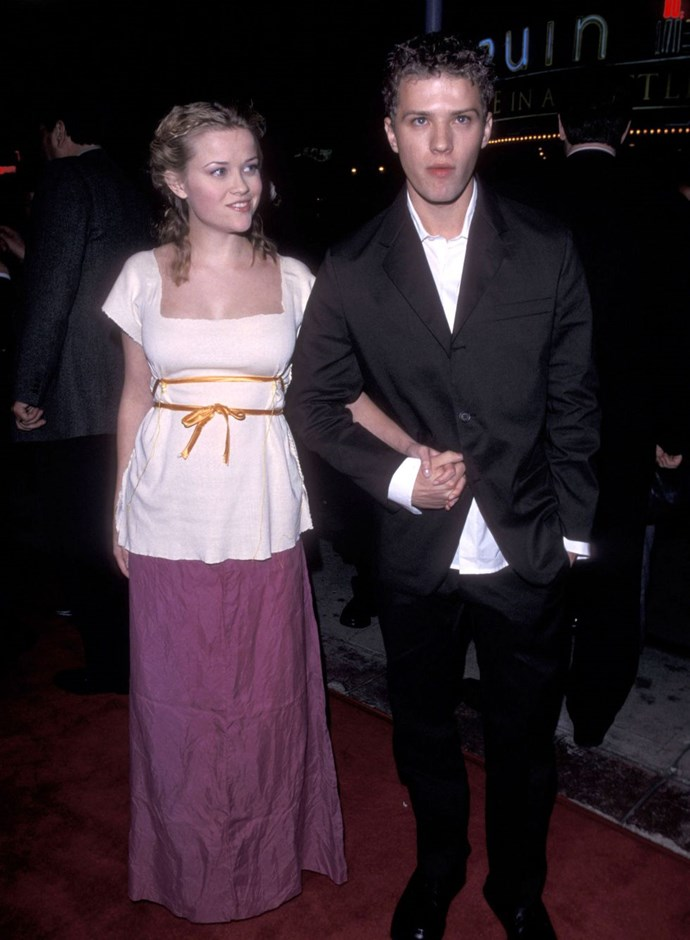 "**1999: Reese Witherspoon and Ryan Phillippe** <br><br> You can't give the kind of performances Witherspoon and Phillippe give in *Cruel Intentions* and not get married and have some beautiful babies! Come on! Sure, it didn't last, but try not to feel all tingly when you listen to ""*Colorblind*"" (go ahead and just pull that up on Spotify now)."