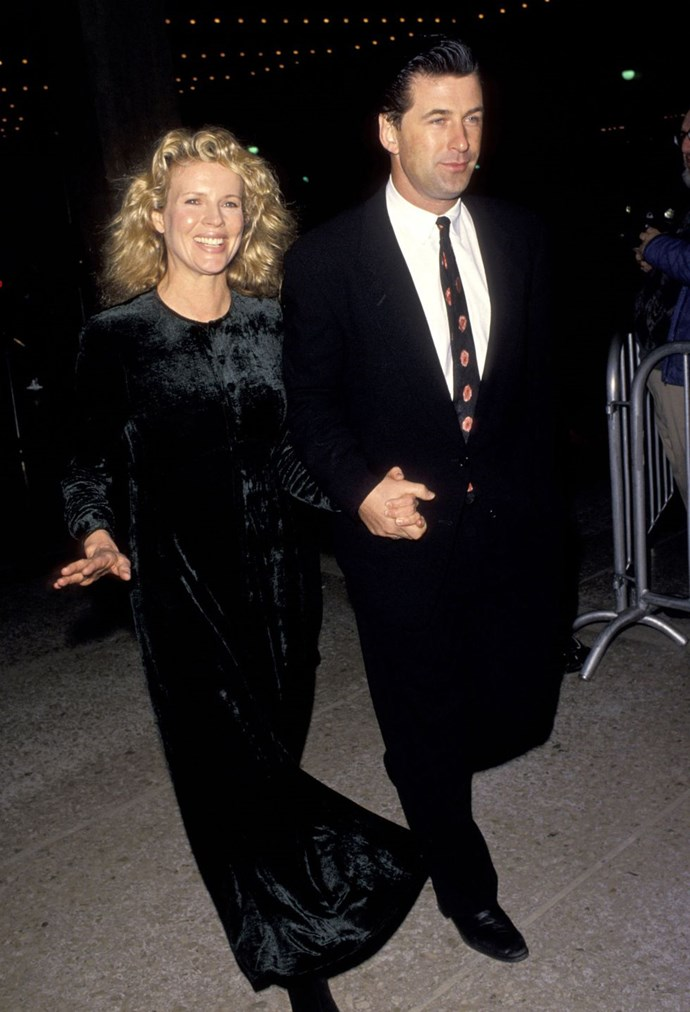 "**1993: Alec Baldwin and Kim Basinger** <br><br> Basinger was in the news this year for a contracts case revolving around the movie *Boxing Helena*, and her boyfriend Baldwin showed up in all the articles by her side. That's a little dark, but on a happier note, they also married this year. Everyone should do themselves a favor and watch this bizarro *[Saturday Night Live](https://urldefense.proofpoint.com/v2/url?u=http-3A__www.nbc.com_saturday-2Dnight-2Dlive_video_alec-2Dbaldwin-2Dand-2Dkim-2Dbasinger-2Dmonologue_n10542&d=CwMFaQ&c=B73tqXN8Ec0ocRmZHMCntw&r=_lVDcfhZeapwSNppss3VUg6RNC_xa8WGYq9yIby-ylo&m=HuY0LgaI-eG2rK-xBPQ1ldVsU40jQw5ngoA0lLO1J8E&s=ZS30MKE8eqxz3wS5L1dC6nmYn7OykI2RUBOZhL0ILT4&e=|target=""_blank""