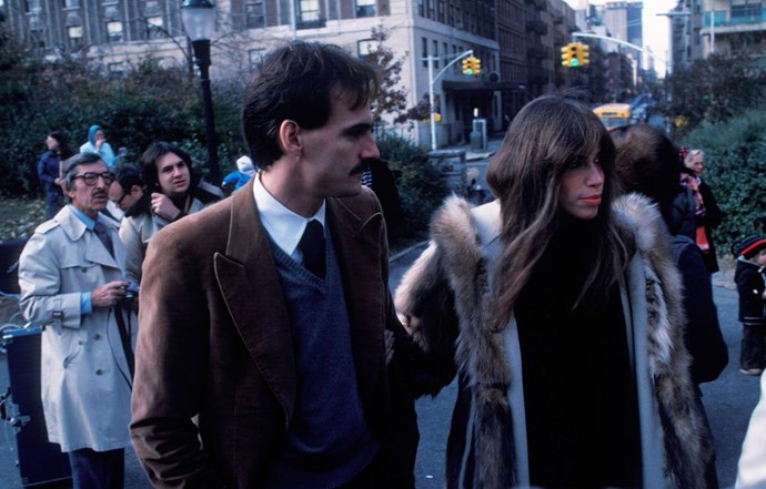 "**1972: Carly Simon and James Taylor** <br><br> The musical duo married in '72 and Simon also scored big with ""You're So Vain"" (which wasn't about Taylor)."