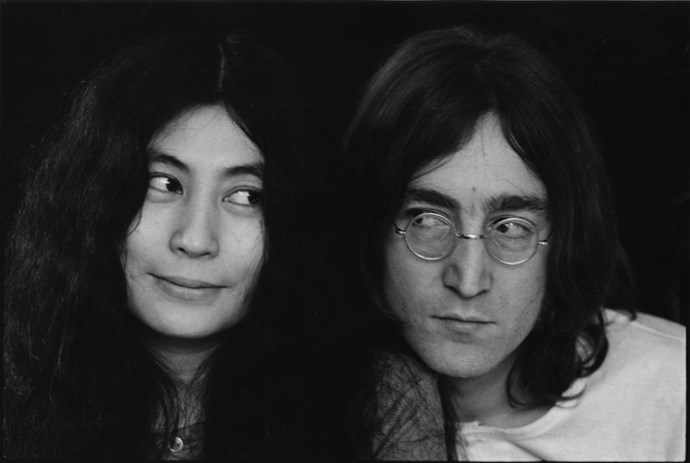 "**1969: Yoko Ono and John Lennon** <br><br> The couple used their relationship to create art and protest the Vietnam War with their ""[Bed-In](https://www.harpersbazaar.com/uk/travel/hotel-reviews/a43989/john-lennon-yoko-ono-bed-in-for-peace-hotel/