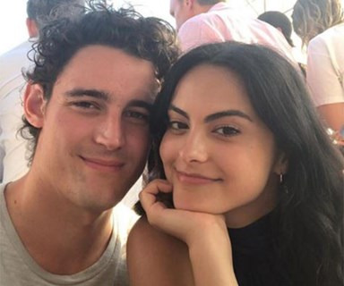 Riverdale's Camila Mendes has a new man in her life