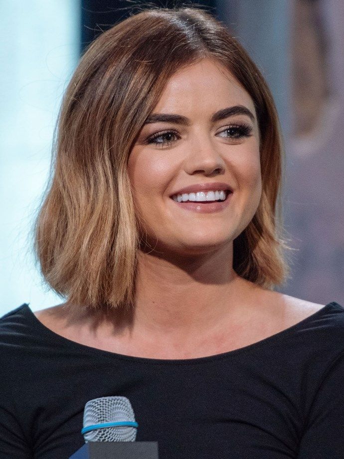 **Lucy Hale**