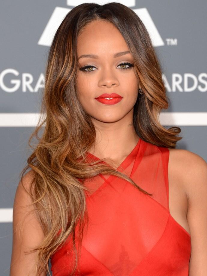 **Rihanna**