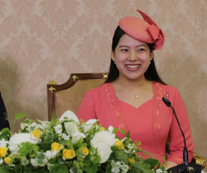 Another Japanese Princess is giving up her royal title for her non-royal luva